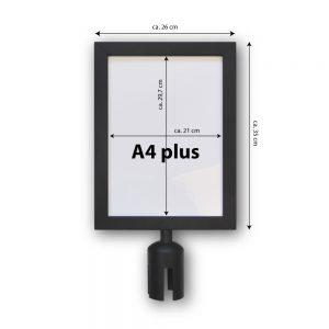 signhouder-A4-plus-ZWART-wit